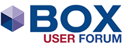 BOX User Forum Logo
