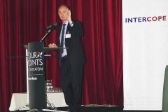 Richard Mowbray, INTERCOPE, announcing the early morning run