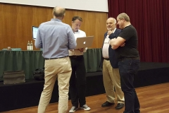 Getting started: Jens Huser, Olaf Grossler, Reinhart Laumer, Andreas Goerlich