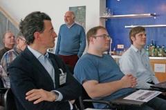 Reinhart, CEO of INTERCOPE feeling comfortable between his customers